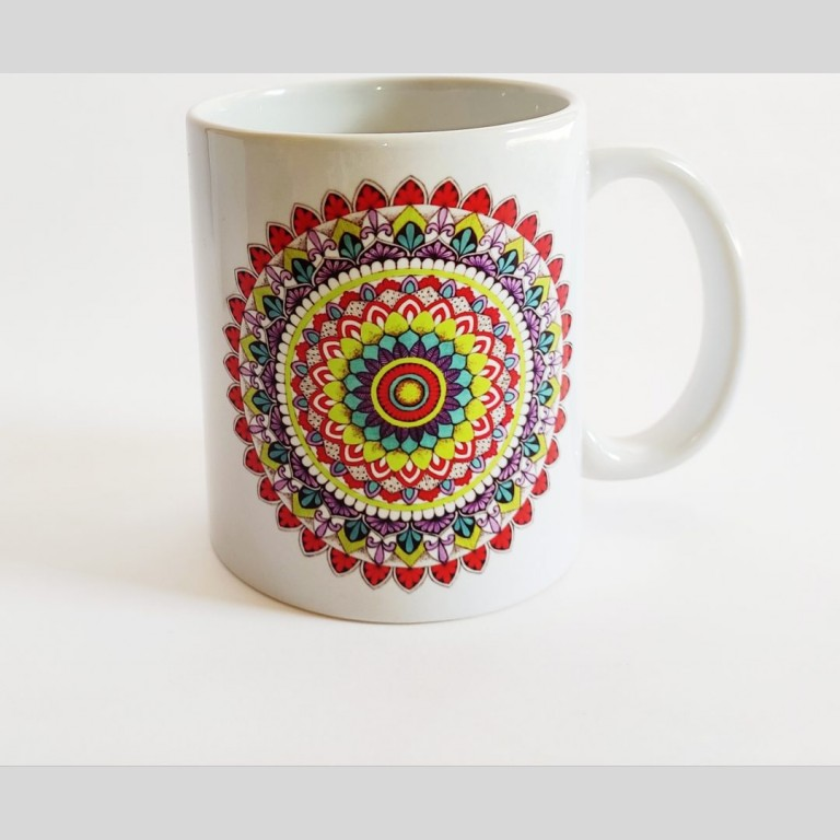 Mandala Mug   Mugs  
