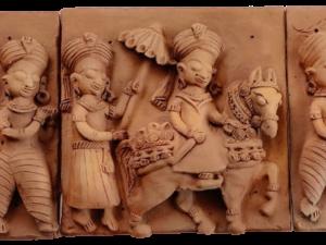 Royal Journey Terracotta Plaques