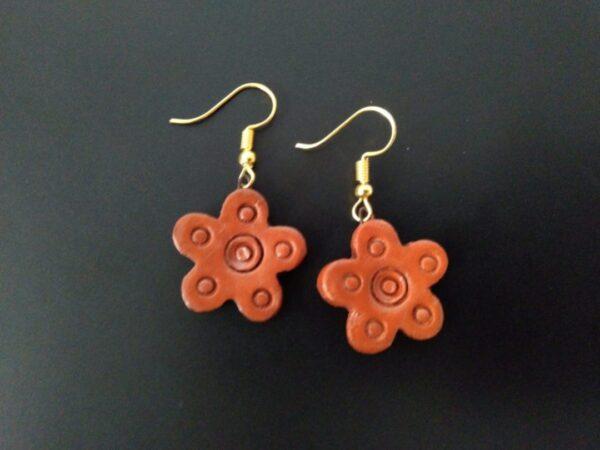 Flower Shaped Earring |