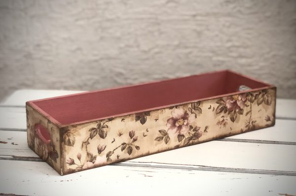 Multipurpose Floral Narrow Tray |