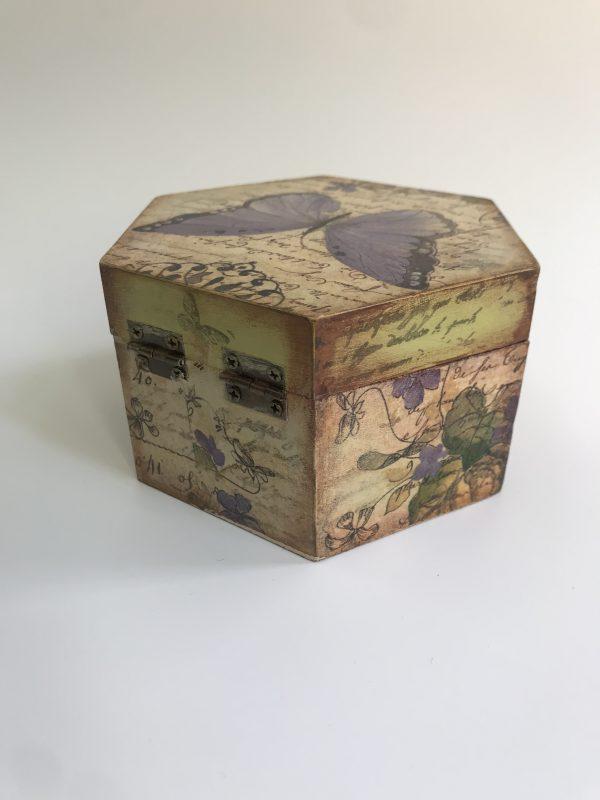 Multipurpose Wooden Box |
