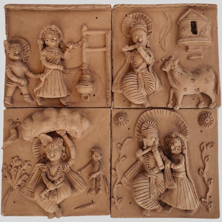 Krishna's Maya