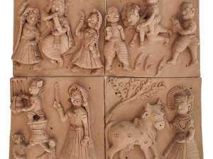 Krishna And Friends