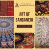 Sanganeri Painting