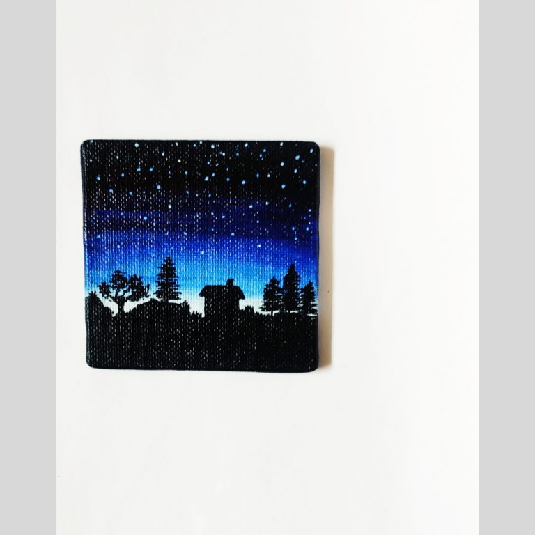 Night Sky Magnet | Night Sky Magnet |