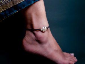 tamra-kasya bird anklet