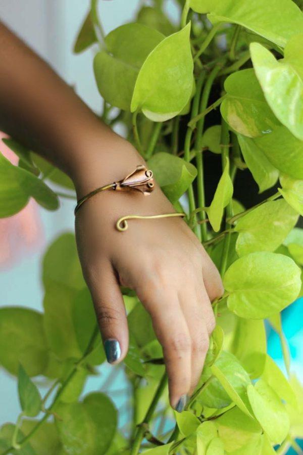 Gokarna Flower Bracelet | Gokarna Flower Bracelet |