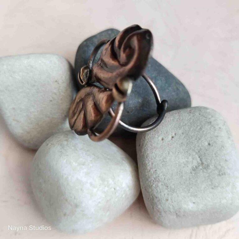 Twin Shells Ring | Twin Shells Ring |