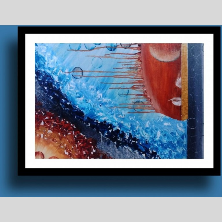 Peace Of Mind Oil Painting | Peace of Mind |