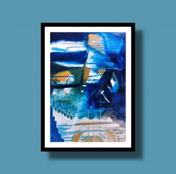 Abstract Oil Painting   Abstract Oil Painting  