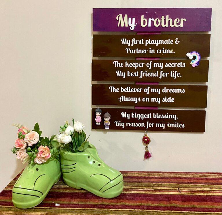 Rakhi Gift For Brother